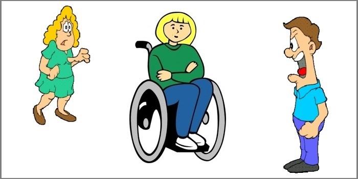 Separación con hijo discapacitado