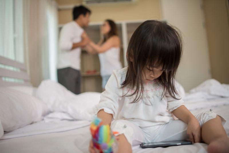 Impacto de la ruptura familiar en los hijos